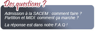 partition admission sacem